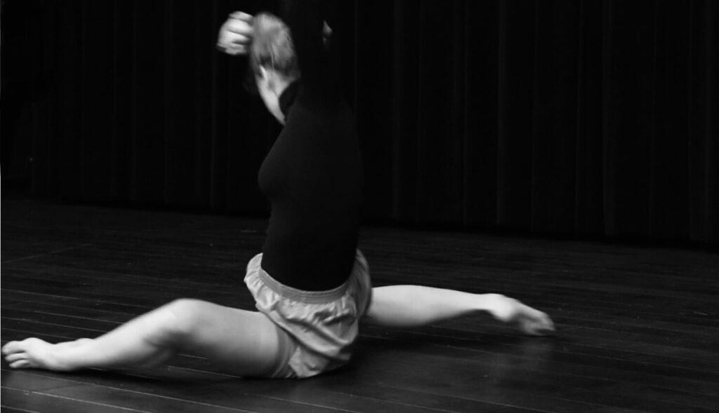 VIDEO DANCE IMPROVISATION