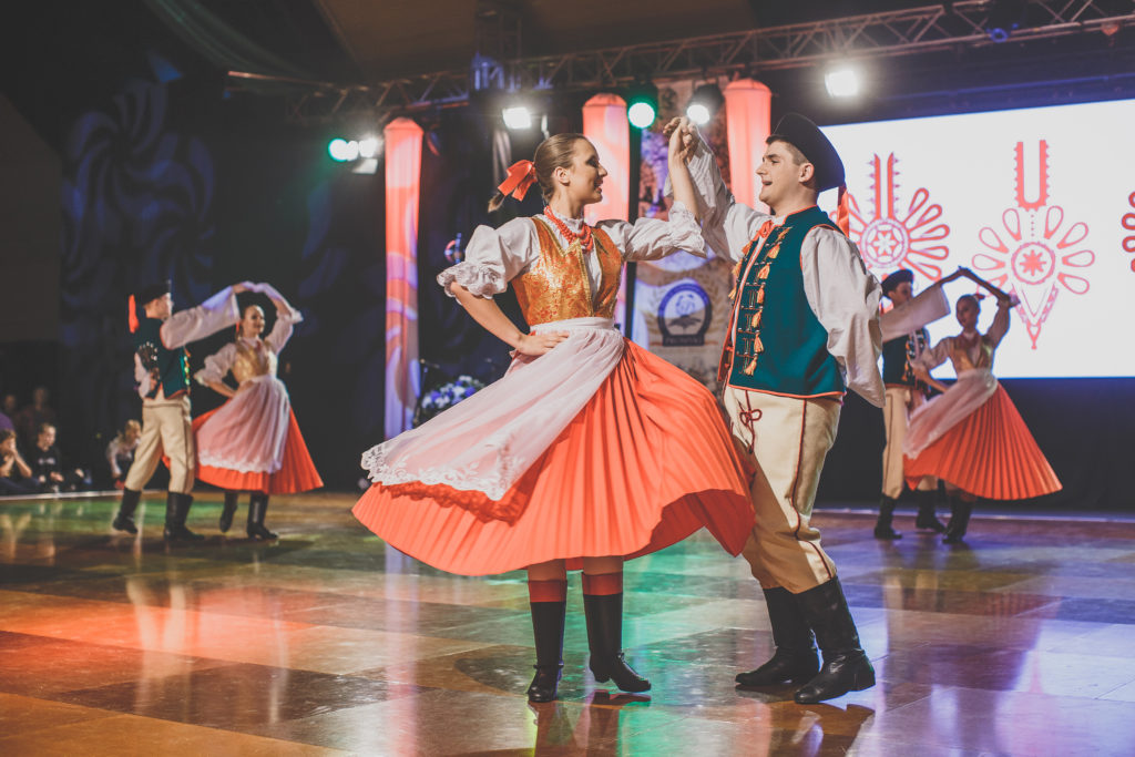 Tańce Górali Spiskich